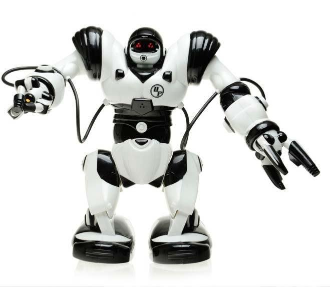 【易發生活館】新品兒童玩具機器人語音對話遙控電動智能機器人新款羅本艾特3代 兒童玩具搖控玩具機器人