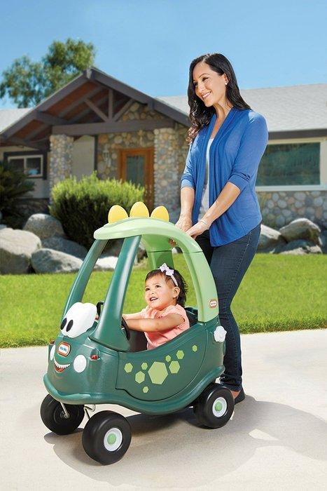 感統家族購物網_美國品牌Little Tikes恐龍腳行車