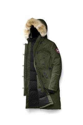 canada goose 羽絨外套Fusion Fit 版 Kensington 派克大衣 防風防水加拿大專業代購