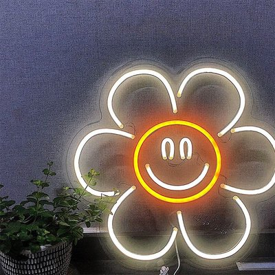 KK雜貨wiggle wiggleLED霓虹燈小彩燈ins網紅少女房間臥室裝飾背景掛墻