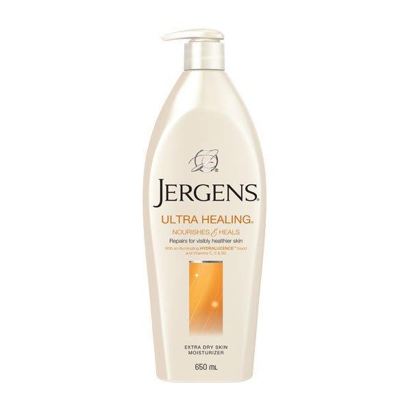 Jergens 珍柔 紫晶 潤膚乳液 身體乳 (極乾肌膚用) 621M【維他命極乾肌膚專用】可超取 可刷卡 美國紫晶乳液