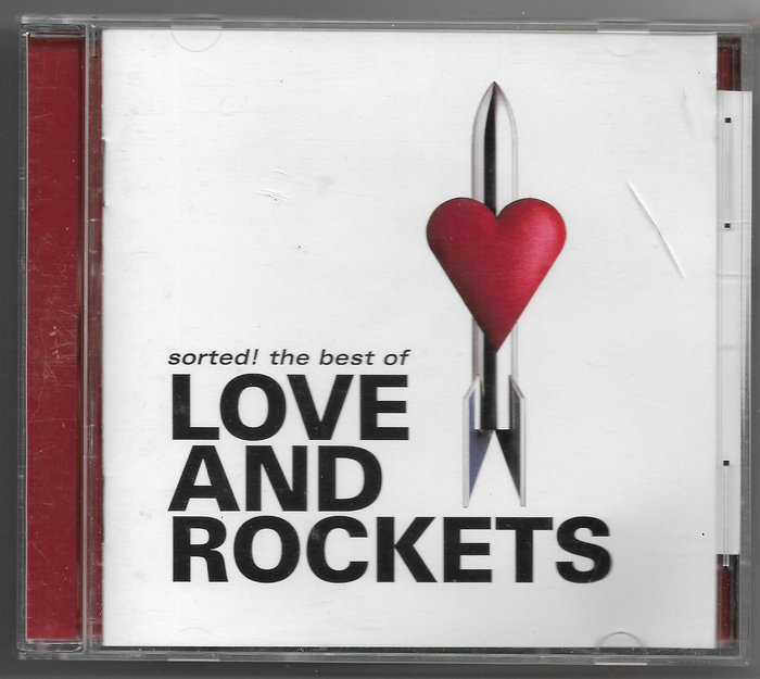 LOVE AND ROCKETS / sorted! the best of / 精選輯