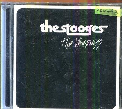 *還有唱片三館* THE STOOGES / THE WEIRDNESS 二手 ZZ0493