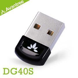 Avantree 迷你型USB藍牙發射器(DG40S) 藍牙4.0 支援WindowsXP/7/8/10/Vista系統