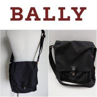【皮老闆】二手真品 BALLY 肩背包 斜背包 瑞士製 (G3)
