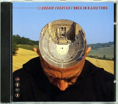 Dream Theater - Once In A Livetime 2枚組 二手日版