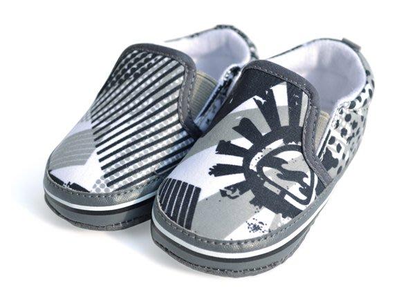 BHA026-Mothercare 經典圖案嬰兒軟底防滑學步鞋【出清價】100元