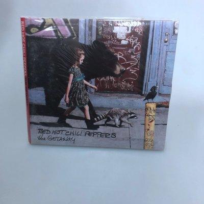 全新現貨 紅辣椒 Red Hot Chili Peppers The Getaway音樂 CD