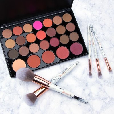 BH cosmetics blushed neutrals  26-color eyeshadow & blush palette 26色眼影盤 腮紅盤