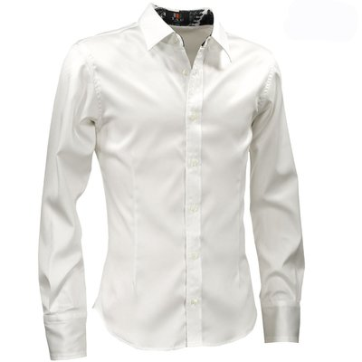 HOTLIP【涉谷系時代進化高質感日本製白色緞面襯衫】剩L號特價JP0.33請先詢問庫存匯款後約7-12天到日本直送