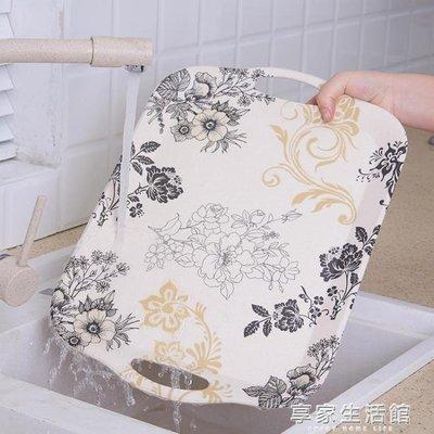 放茶杯的長方形托盤茶幾收納拖盤歐式家用創意個性淡雅加厚塑料盤 YTL
