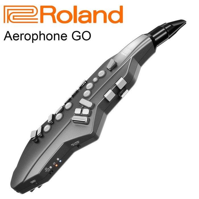 ☆唐尼樂器︵☆免運 Roland AE-05 Aerophone Go 電子吹管(電子長笛、雙簧管、薩克斯風)