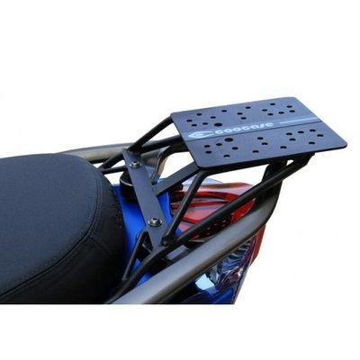 【箱架屋】光陽 K-XCT 300i  漢堡架 行李箱架 實心鐵 免拆扶手 KXCT 300 後架