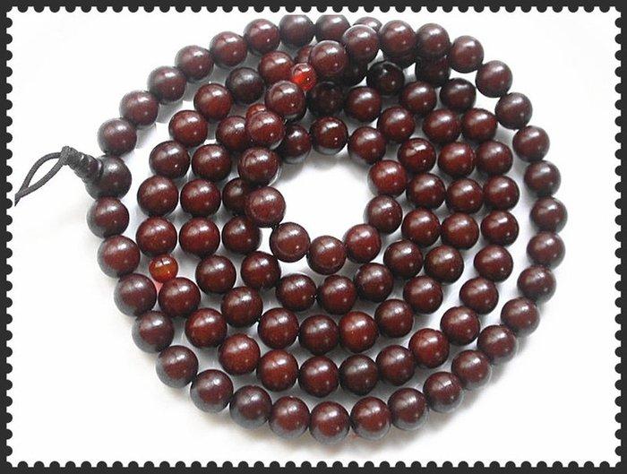 【雅之賞|藏傳|佛教文物】*特賣* 尼泊爾 少見開片天然老菩提根佛珠(10mm)108顆~539