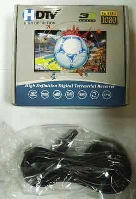 (加購)數位DVB-T機上盒  +  數位天線