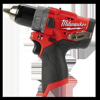胖達人五金 米沃奇 美沃奇 Milwaukee 最新 12V M12 FPD-0 + 2.0電池*1 無刷震動電鑽(空機)