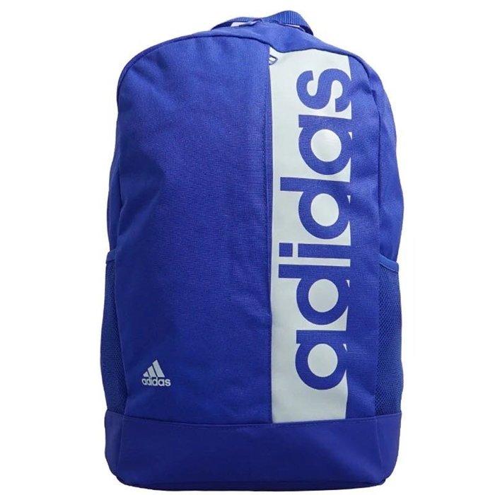 Adidas:愛迪達後背包/寶藍色/全新/正版