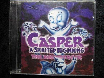 Casper a spirited beginning 鬼馬小精靈 - 1997年電影原聲帶版 - 101元起標