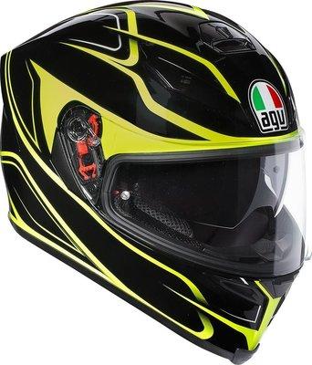 現貨大特價【歐洲正品】義大利 AGV 安全帽 K5S Magnitude 原廠除霧片 全罩帽  贈品價值快2000