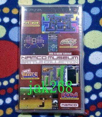 PSP NAMCO博物館 合輯 英文版 全新