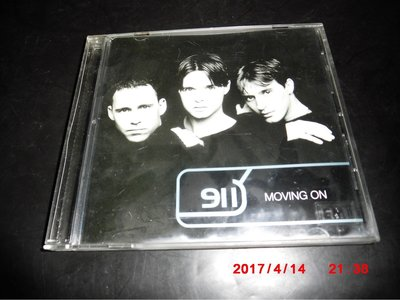 CD 911 MOVING ON 無傷痕