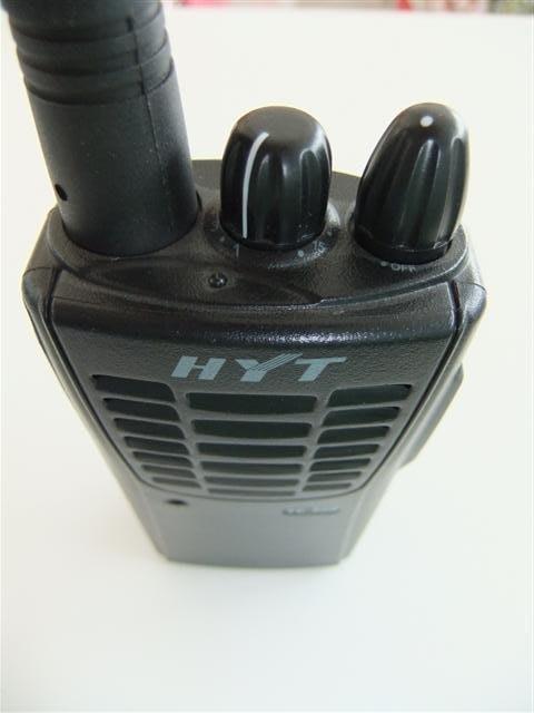 ☆手機寶藏點☆ HYT TC-500 UHF/VHF免執照無線電對講機