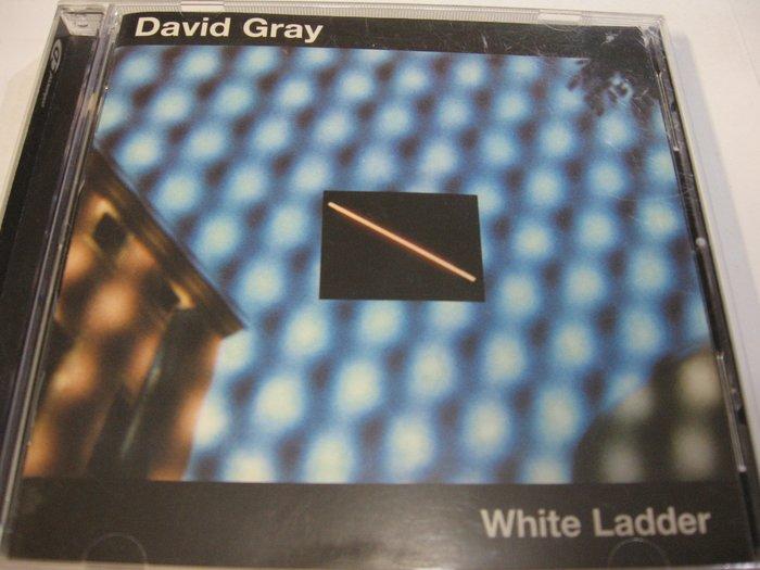 David Gray/ White Ladder 民謠風 自藏CD 美國版 美國製 保存良好 2000年RCA/BMG
