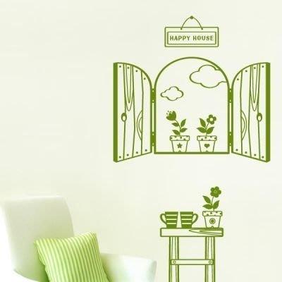 小妮子的家@幸福的家壁貼/牆貼/玻璃貼/ 磁磚貼/汽車貼/家具貼/冰箱貼