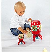 磁性木制拆裝男孩玩具 組合拼裝飛機火箭直升機兒童組裝益智積木  夢芭莎嚴選