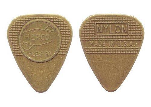 ☆ 唐尼樂器︵☆ Dunlop Herco Flex 50 0.50mm 民謠吉他/電吉他 Pick 彈片(特級防滑款)