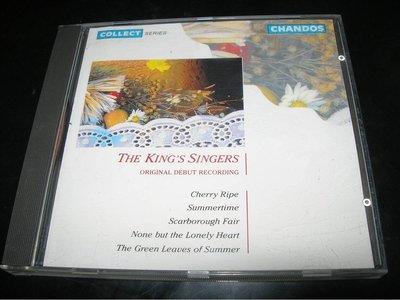 THE KING`S SINGERS Cherry Ripe / Scarborough Fair etc 無ifp德版