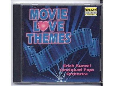 康澤爾辛辛那提管絃樂團 電影情歌主題曲 正美盤 Movie Love Themes