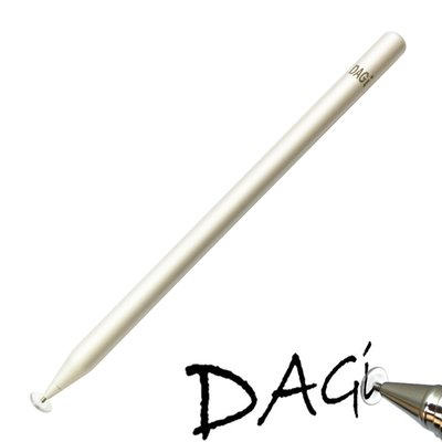 iPhone X XS XR i7 i8 iPad Pro Air Mini 適用之觸控筆-Dagi P305-快拆筆頭