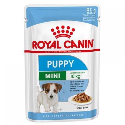 【寵物王國】法國皇家-MNPW小型幼犬專用濕糧85g