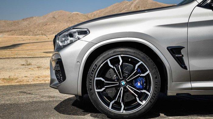 【樂駒】BMW 原廠 F97 X3M 765M 21吋 輪框 含胎組 改裝 精品 套件 外觀