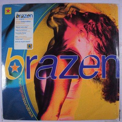 《二手美版黑膠》Brazen 經典電音合輯 (2LP)