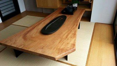 A148 大切木業 樹頭 原木板 實木板 原木 實木 小茶几 咖啡桌 桌子 小邊桌 台灣松  泡茶桌