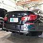 BMW F10 M5 3D款 後下巴 後中包 後飾板 碳纖...