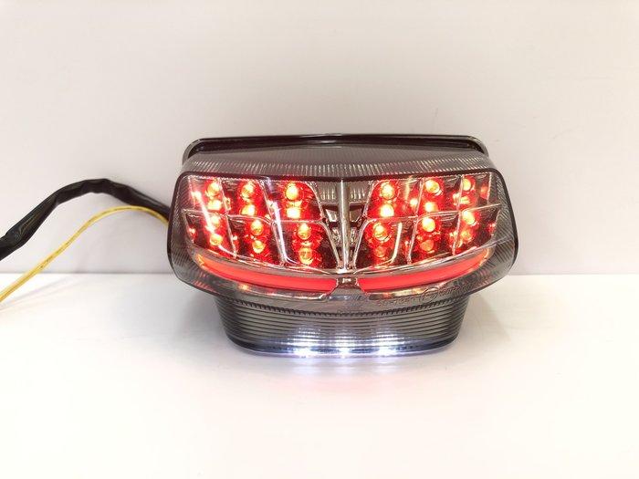 炬霸科技 LED 尾燈 方向燈 後燈 導光 CBR600RR PC40 07-09年 HONDA 本田