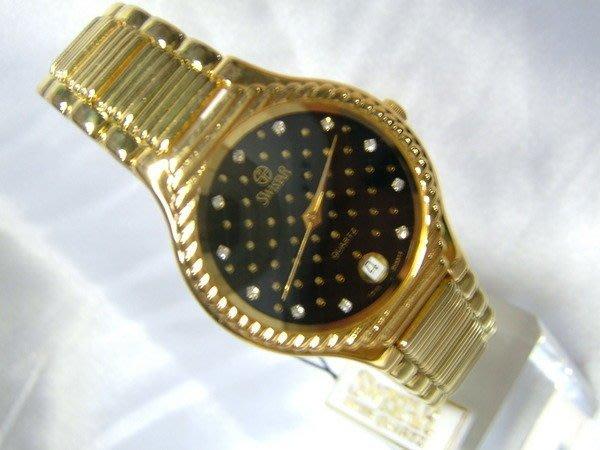 全心全益低價特賣*伊陸發鐘錶百貨*RONDA機蕊* 極致男性化腕錶*好運旺旺來