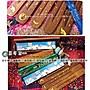 @_薩谷娜民族風 : 線香專用_中型版 (約25.5cm左右) 印度木頭刻花線香板。隨機不挑圖