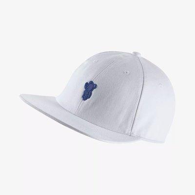 Nike SB x Medicom H86 905706-100 白色 棒球帽 老帽