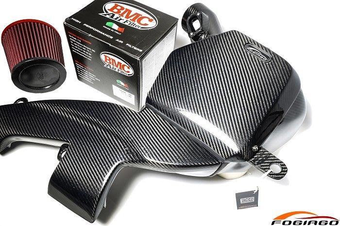 ☆光速改裝精品☆ Fogiago MINI F55/F56 1.2T 1.5T 2.0T 碳纖維進氣套件
