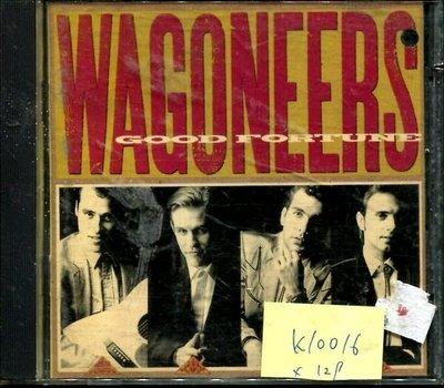 *真音樂* WAGONEERS / GOOD FORTUNE 二手 K10016 (歌詞破) (下標賣2)