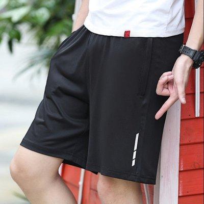 時尚服飾 短褲男休閑運動大碼五分沙灘褲韓版寬松夏季薄款潮流情侶短褲