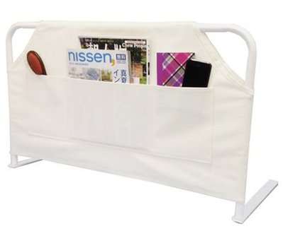 巴塞隆納─第三代簡便型收納式床用護欄-1入