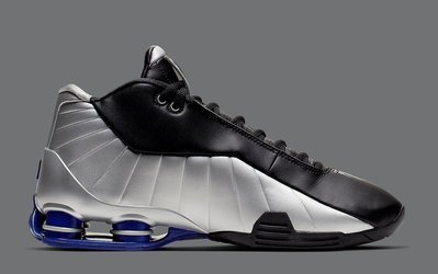 【美國鞋校】預購 Nike Shox BB4 Black Silver Lapis AT7843-001