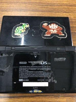 2手 Nintendo 任天堂 ndsl 掌上型遊戲機 Lcd 排線故障