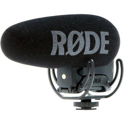 『e電匠倉』 RODE Video Mic Pro plus 指向性麥克風 VMP+ (RDVMP+) 單眼 機頂 相機