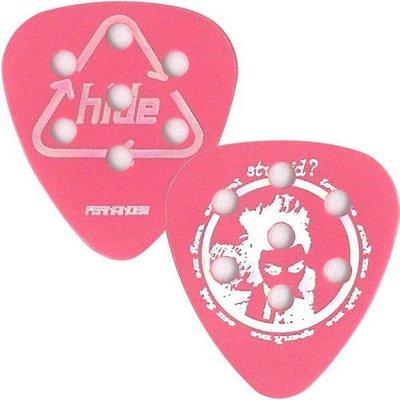 日本限定 Fernandes / hide (X JAPAN) Signature model pick 吉他彈片